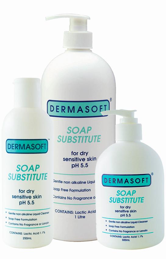 Soap substitute